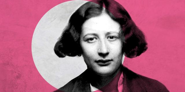 Perché, se non fosse donna, Simone Weil sarebbe il più grande filosofo del '900