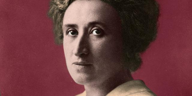 Perché faceva paura Rosa Luxemburg, uccisa per le sue idee e gettata in un canale