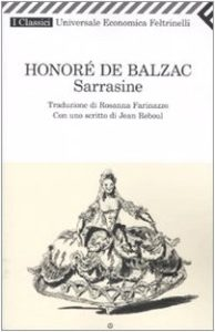 Sarrasine - Honoré de Balzac