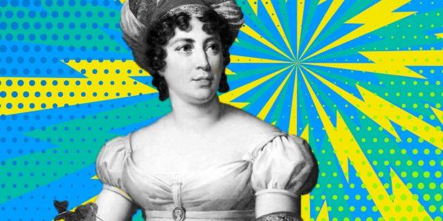 """Perché Madame de Staël fu """"la donna più straordinaria mai vista"""""""