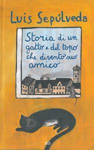 Storia di un gatto e del topo che divento' suo amico.