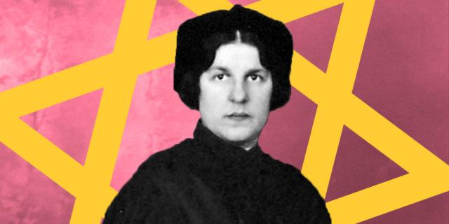 """Quella frase sull'""""argomento donna"""" di Regina Jonas, la prima rabbina femmina"""