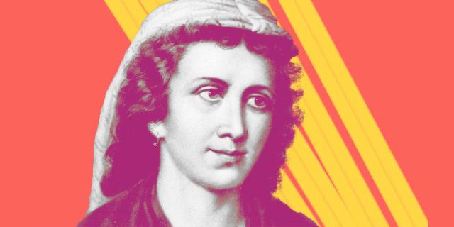 Caroline von Wolzogen che se ne fregava di ciò che era conveniente per una donna