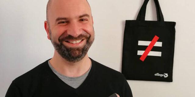 """Fabrizio Acanfora: """"A essere 'normale' è la diversità"""" - INTERVISTA"""