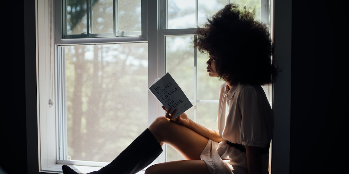 Book therapy