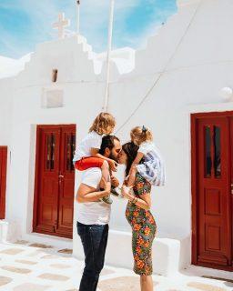 Girare il mondo per 3 anni, incinta, con due bambini e un grande sogno | INTERVISTA