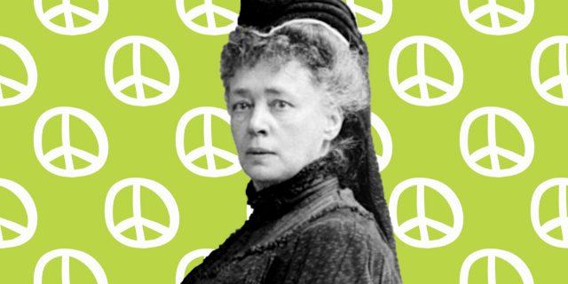 """""""Giù le armi!"""": Bertha von Suttner, la donna che fece la guerra alla guerra"""
