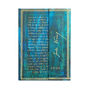 Verne - Paperblanks Agenda 12 Mesi 2022