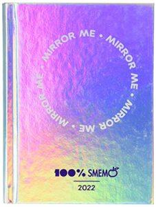 Smemo 16 mesi Mirror Purple 2022