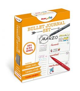 Pentel Bullet Journal Set
