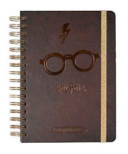 Grupo Erik - Bullet Journal Harry Potter Glasses