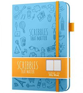 Diario punteggiato di Scribbles That Matter