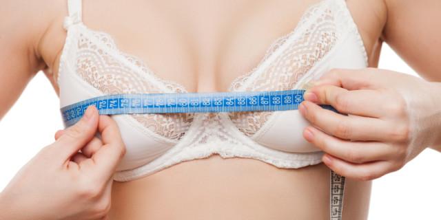 Reggiseni: due donne su tre sbagliano la taglia