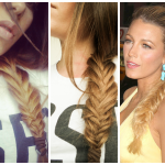 Come fare la Treccia a Spiga - Fishtail Braid Tutorial