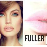 Labbra più VOLUMINOSE, PIENE e TURGIDE come Angelina Jolie in pochi minuti!