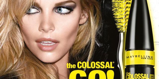 Mascara Maybelline Colossal Go Extreme Black