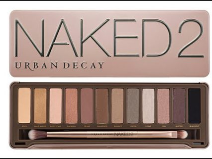 Naked Palette Urban Decay 2
