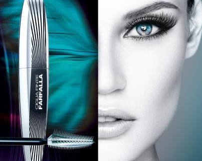 Video Review Mascara Ciglia finte Farfalla L'oréal