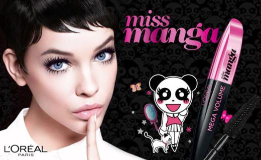 miss-manga-loreal-mascara-2