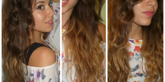 Capelli Mossi senza Calore con 2 Elastici [VIDEO TUTORIAL]