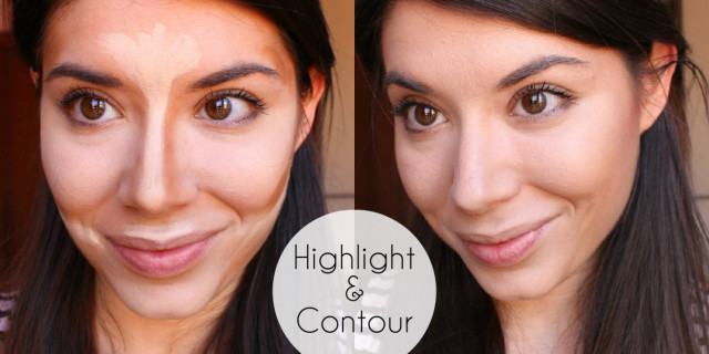 COME SCOLPIRE il viso con ILLUMINANTE e CONTOURING in 6 Step - [FOTO&VIDEO TUTORIAL]