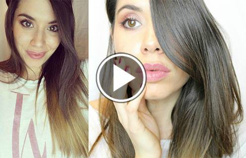 Smokey Eye Naturale dai toni caldi [VIDEO TUTORIAL]