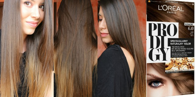 Come schiarire i capelli con una spazzola e L'oréal Prodigy [VIDEO TUTORIAL]