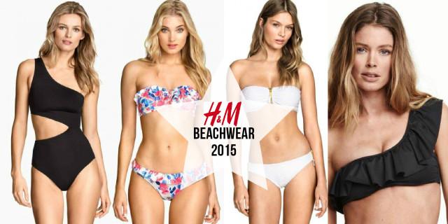 I costumi H&M più belli per l'estate 2015: stilosi e lowcost!
