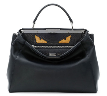Fendi-Monster-Eyes-Peekaboo-Bag
