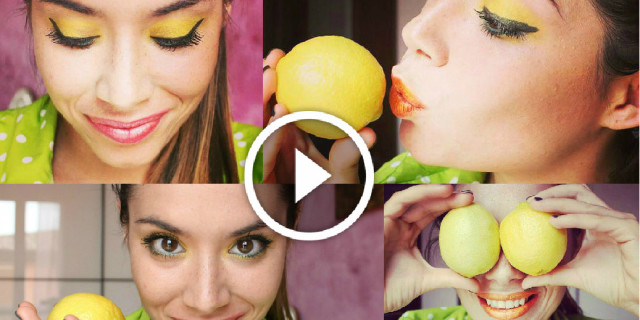 8 Fantastici Utilizzi Beauty del Limone [VIDEO]