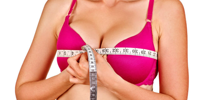 Aumentare il seno di una taglia con 5 alimenti