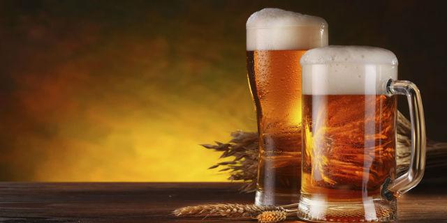 come aumentare il seno: birra