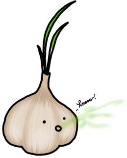 garlic-breath