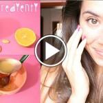 Maschera viso FAI DA TE olio, mandorle e limone - [VIDEO TUTORIAL]