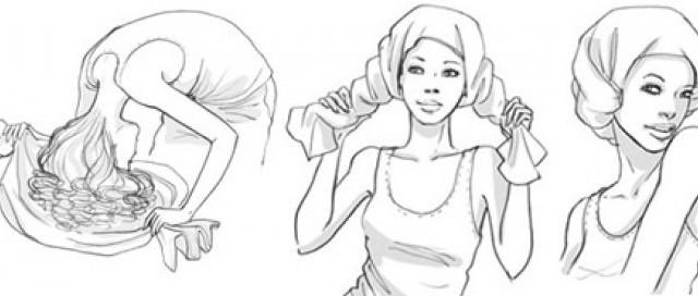 Come fare i capelli mossi con il Plopping