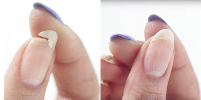 Come riparare un'unghia rotta