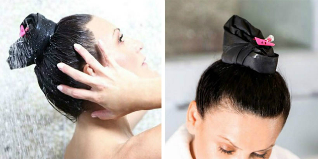 ponydry per lavare capelli meno