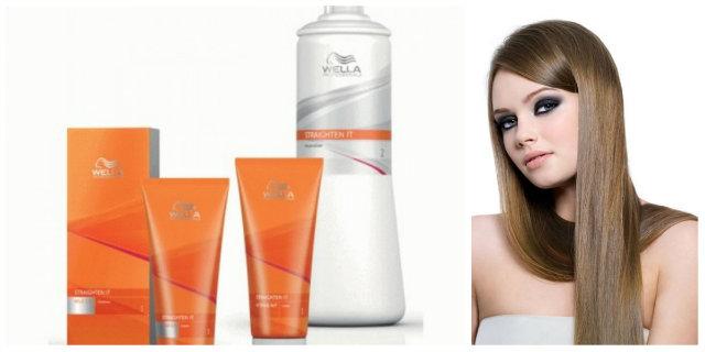 prodotti per stiratura capelli