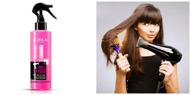 Termoprotettore capelli: a cosa serve e come realizzarlo da sole