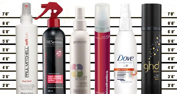 termoprotettore capelli senza siliconi
