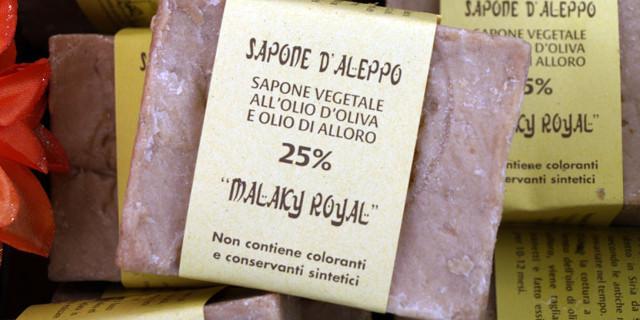 I mille usi del sapone di Aleppo