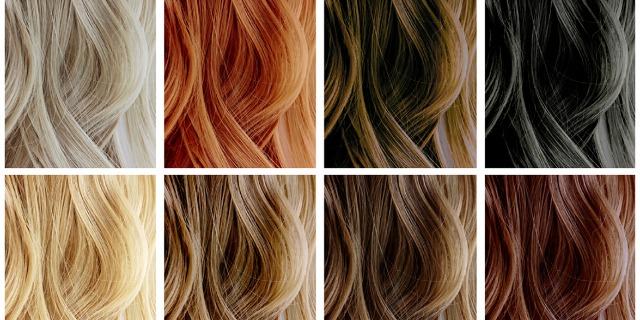 Questione di tinta ecco come scegliere quella pi adatta - Tinta su capelli bagnati o asciutti ...
