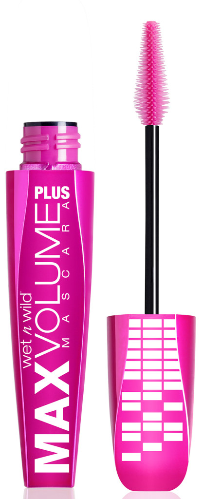 Wet n Wild Max Volume Plus Mascara by Markwins