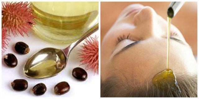 olio di ricino capelli come usarlo