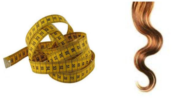 quanto crescono i capelli in un mese