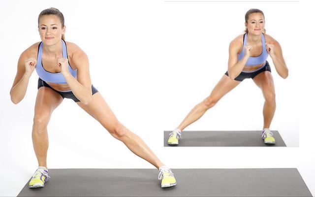 Dimagrire sulle cosce: esercizi