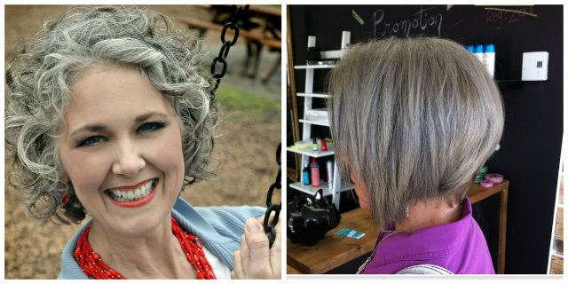 Cibo a capelli e il loro trattamento