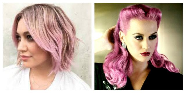 capelli rosa le celebrità che hannolanciato la tendenza