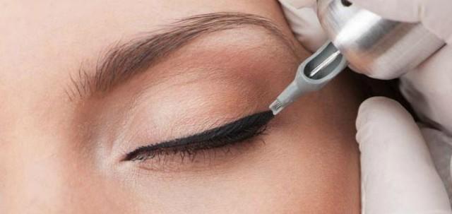Trucco permanente: eye-liner