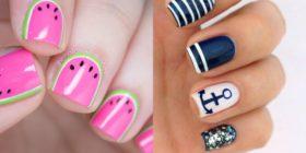 Unghie estive: scopri i trend e come realizzare le nail art dell'estate